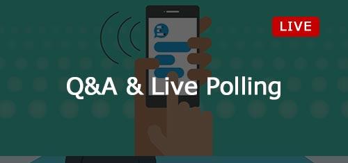 Q&A-&-Live-Polling